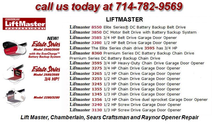 Garage Door Repair Fullerton Ca New Garage Door Opener